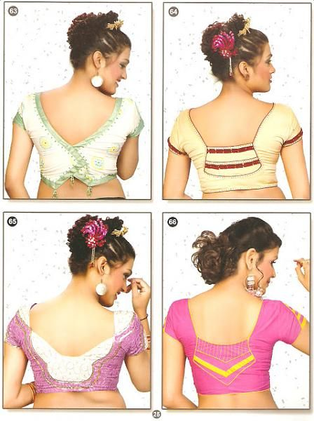 Latest Blouse Back Neck Designs Images, Anjali Blouse Back Design Pics-70d0eebc67c57a923bcfdaad1c15f06b-1-.jpg