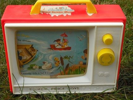 the music box with rolling screen