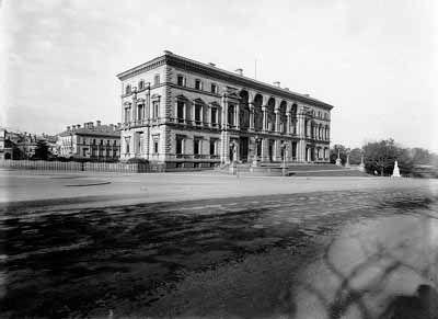 Treasury Building, c. 1900