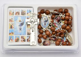 Station of the Cross Rosary Beads.