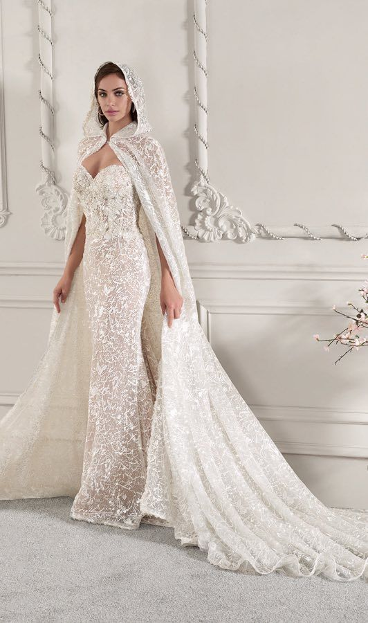 Marriage ceremony Costume Inspiration – Demetrios