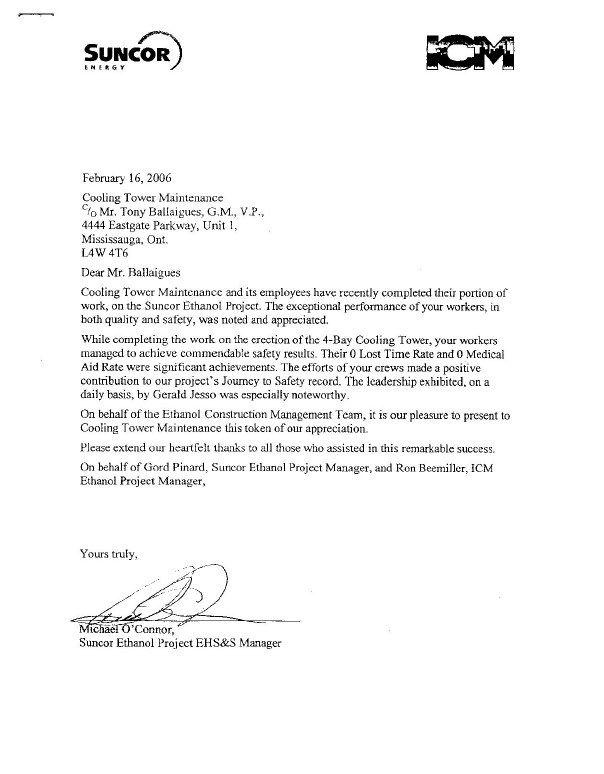 reference letter sample | Reference Letter
