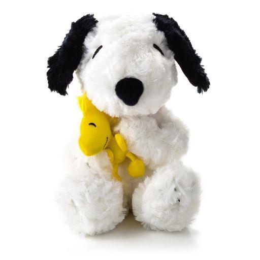 Snoopy and Woodstock Best Friends Stuffed Animal,