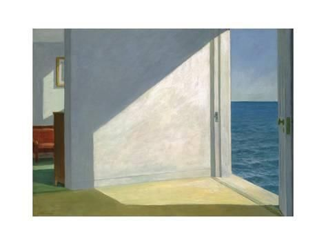 Rooms by the Sea Plakater av Edward Hopper hos AllPosters.no