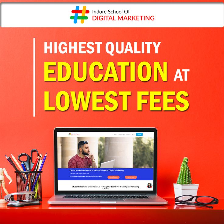 For many of them, that adventure is attending college at one of the country's many universities. Indore School of Digital Marketing | Marketing courses ...
