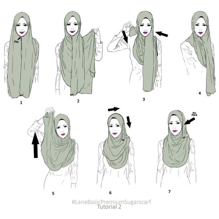 Siapa pakai tudung Lana Premium shawl mesti ada cara tersendiri untuk menggayakannya. Kami kongsikan satu cara untuk anda gayakannya dengan kemas! Kongsikan dengan kami bagaimana pula cara anda menngayakannya!