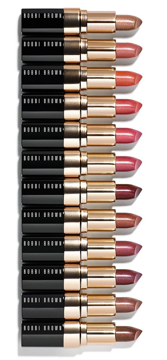 Bobbi Brown High Shimmer Lip Color Collection