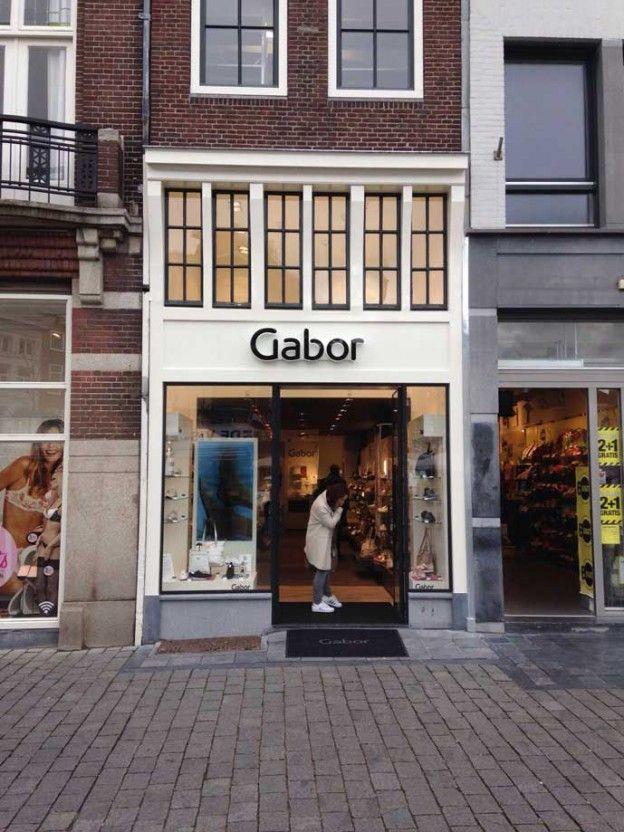 Ontwerp winkelpui Gabor 's-Hertogenbosch door Leenders Architecten