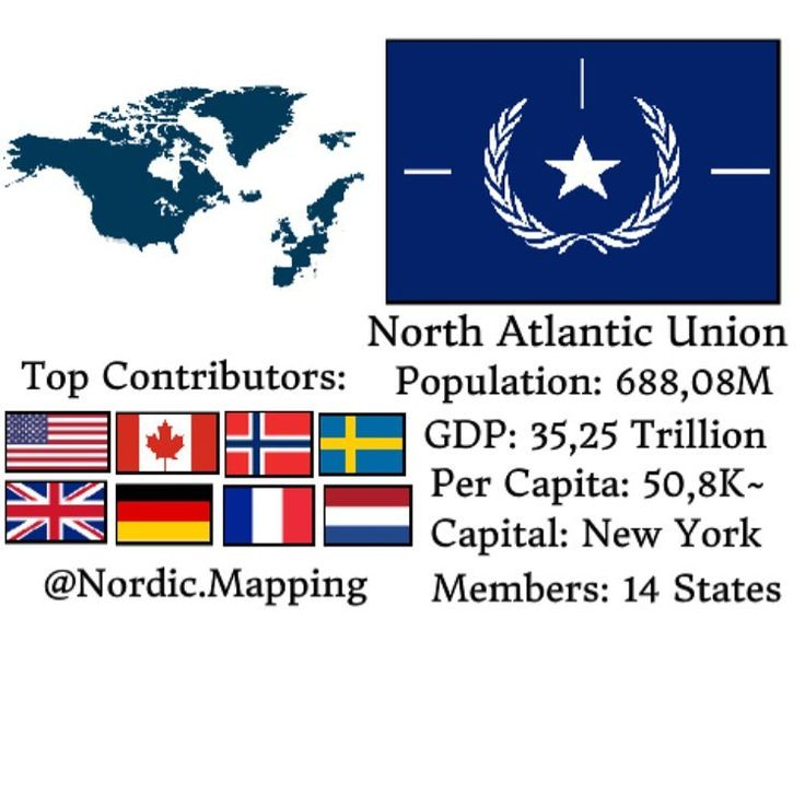 The North Atlantic Union. Better Or Worse? Comment Your Thoughts! 🇺🇸🇺🇸🇺🇸🇺🇸🇺🇸🇺🇸🇺🇸🇺🇸 #usa #norway #uk #sweden #germany #france #spain #portugal #canada #nyc #toronto #berlin #paris #london #amsterdam #barcelona #america #europe #geography #geo #alternative #countries #map #love #instagood #amazing #art #american #french #union
