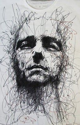 guy denning - a drawing a day: March 2011