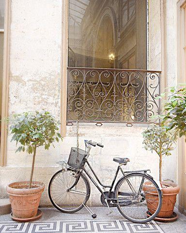 Parisian Bicyclette