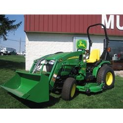 John Deere 2320 Compact Utility Tractor | Mutton Compact Tractor Sales