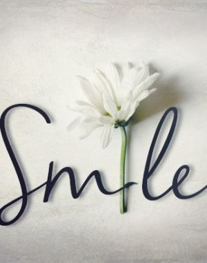 Always bring a smile it can melt away anger, grumpiness and negativity :) i always do.