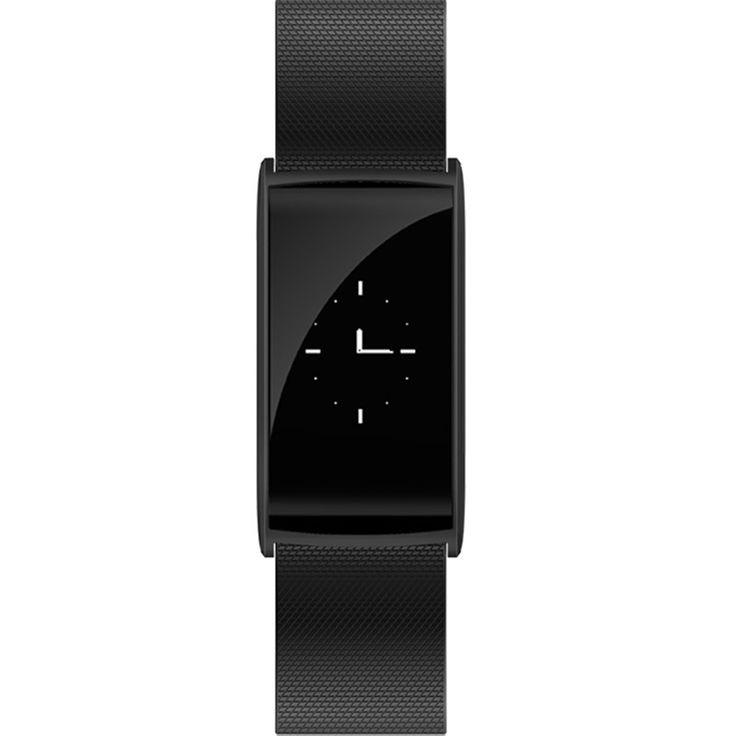 Zeepin N108 Smart Wristband Heart Rate Monitor Blood Pressure IP67 Waterproof Smart Bracelet Bluetooth Watch PK Xiaomi Mi band 2 //Price: $42.90      #followme