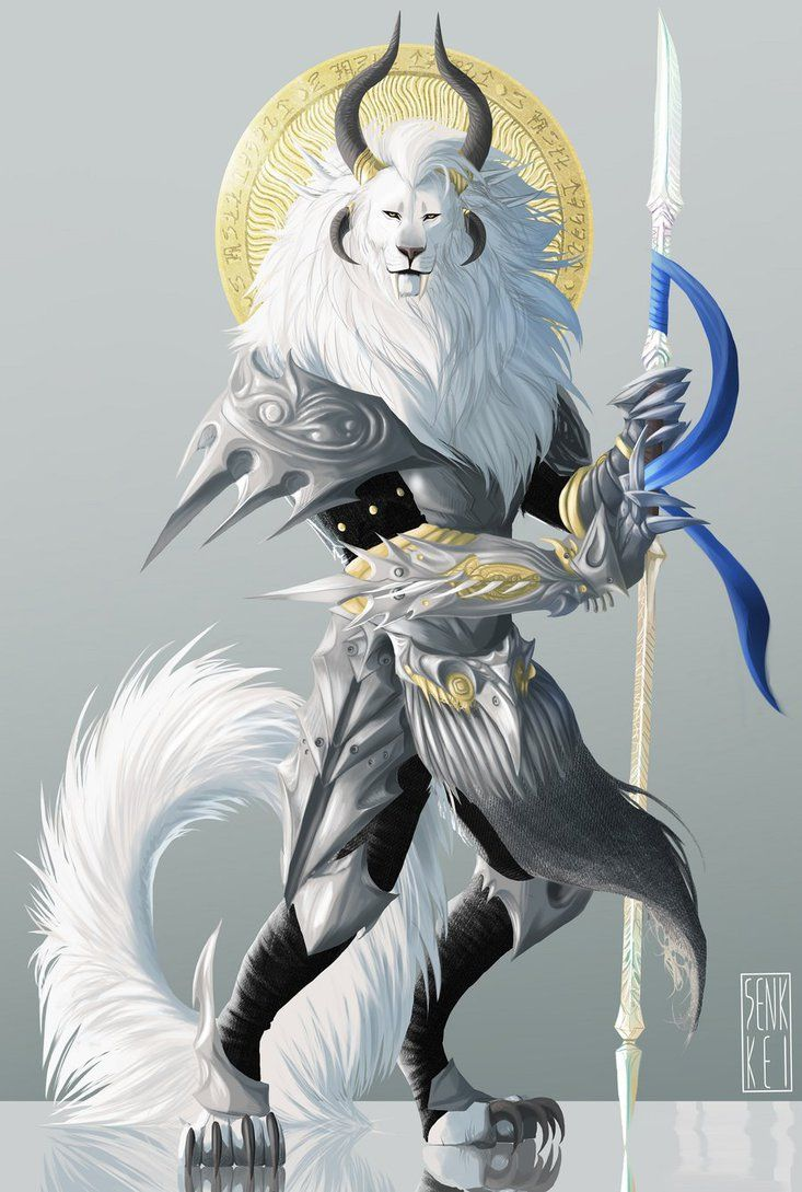 My Guild Wars 2 Charr by Senkkei on DeviantArt