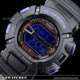 Buy Casio G-Shock MUDMAN Men in dark purple G-9000BP-1DR G9000BP - Buy Watches Online | nzwatches.com