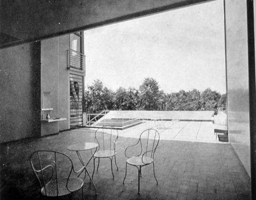 40 best images about le corbusier les terrasses villa for Le corbusier chair history