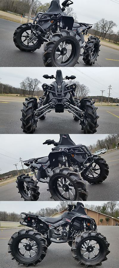 atvs utvs snowmobiles: Brand New 2017 Can Am Renegade Xxc 1000 Lifted Loaded S3 Performance Atv No Fees BUY IT NOW ONLY: $21999.0