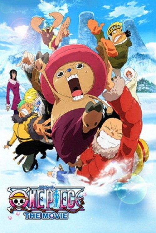 Watch One Piece: Episode of Chopper Plus: Bloom in the Winter, Miracle Cherry Blossom Full Movie Online