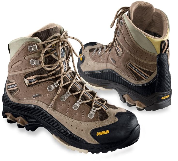 Asolo Moran GTX Hiking Boots Mens Free Shipping At