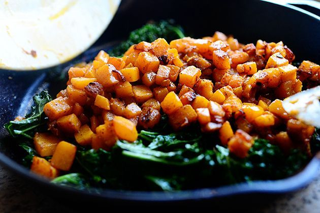 Butternut Squash and Kale Quesadillas: Butternut Squash, Kale Recipes ...