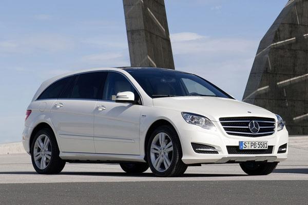 Mercedes Benz Clase R 2012