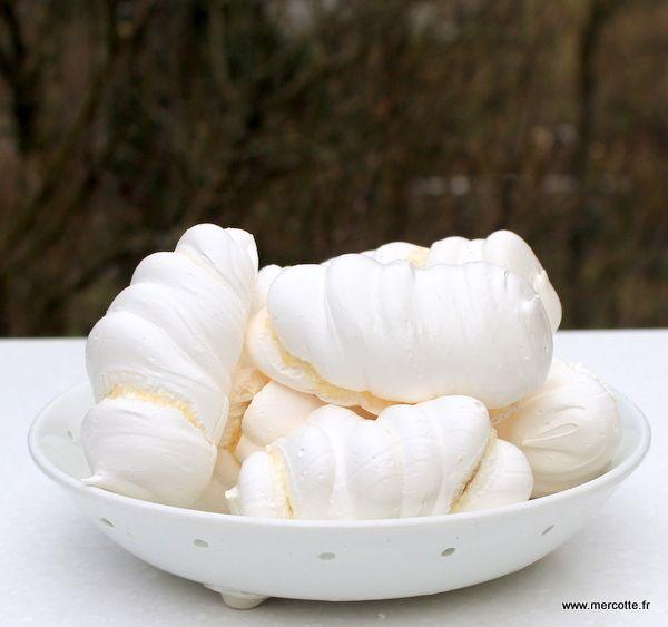 meringue suisse, la vraie des boulangers