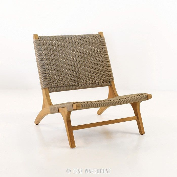 Teak Warehouse | Tokio Teak Relaxing Chair