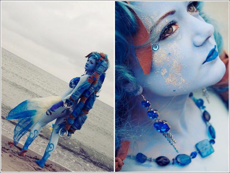 Shiva FF10, I LOVE this Cosplay!