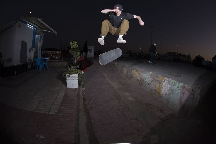The Empire Skate Team in Morocco – Part 2 – ThinkEmpire.com