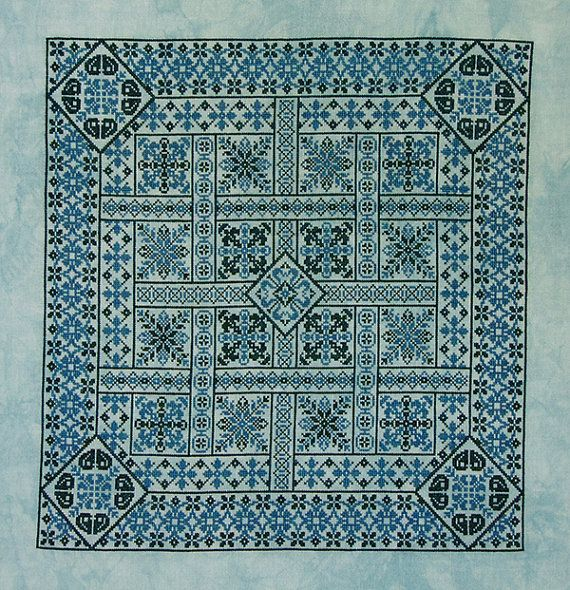 Shades of Turquoise PDF Chart by Northern by NorthernExpressions1