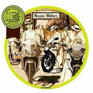 Nissin Wafers... seiring berjalannya waktu...