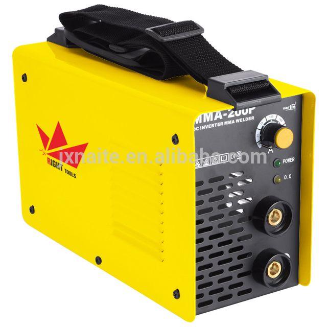 Promotion Mini mma welder Inverter smallest arc welding machine 120a