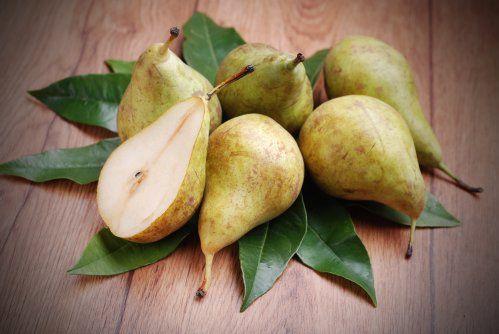 Gracias a lo taninos las peras bien maduras resultan eficaces en caso de diarrea y otros trastornos digestivos (úlcera y gastritis, principalmente).