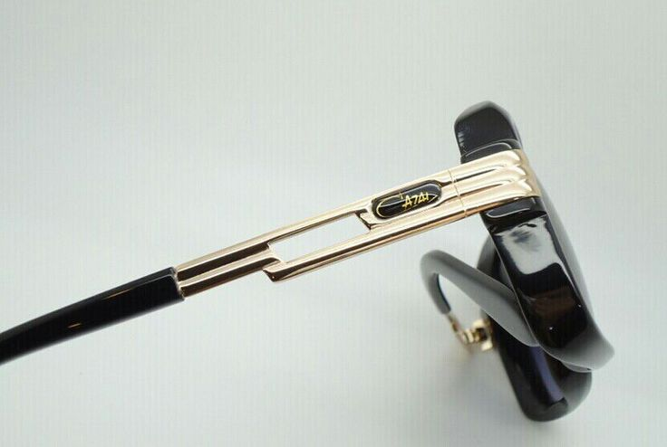 Купить Солнцезащитные очки. Ретро мужские золото кадр солнцезащитные очки солнцезащитные очки caial матовый черный 607B Cazal Sunglasses из Китая в интернет-магазине taobao.ua недорого с доставкой