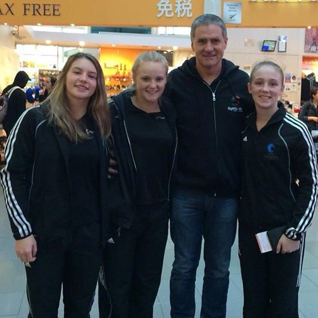 Good luck to Jess Thompson, part of team Icon, off this morning to Australia representing NZ at Australian National Trampoline competition in Melbourne this week.
