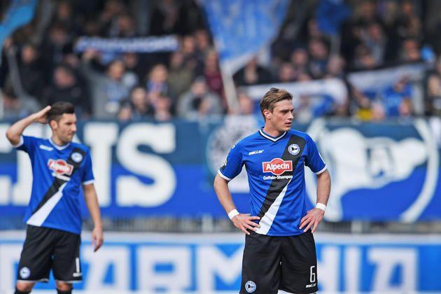 DSC verliert 0:2 beim VfB Stuttgart II - Klos fliegt vom Platz - Vorsprung des Spitzenreiters schmilzt +++  Ein enttäuschender Auftritt