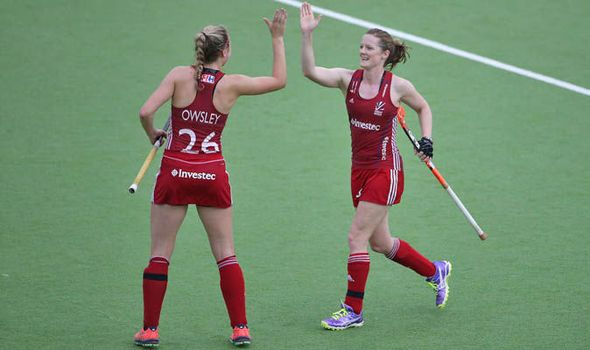 Lily Owsley helps England to victory over Olympic champions Holland on return from injury
