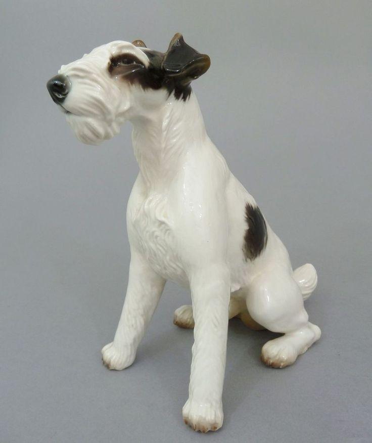 19 besten Fox Terrier figurines to find cheaply Bilder auf ...