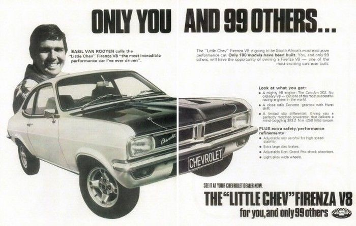 Four-Links – Porsche posters, Cunningham history, Japanese OK logo explained, Chevrolet's South African muscle car