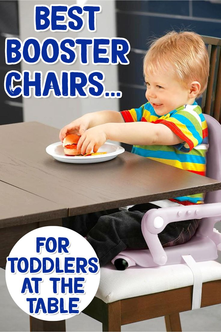 Best Booster Chairs For Toddlers At The Table July 2020 Booster Chair Toddler Chair Toddler Booster Seat Dining