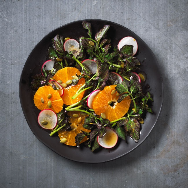 Salad / Michael Greydon me ha dado ganas de ensaladas