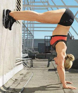 Add CrossFit to Your Workout Routine in 2013:  The At-Home Crossfit Workout;  The Crowded Gym Workout;  No-Equiptment, Do Anywhere Workout;  Video:5 Total-Body Toning Moves