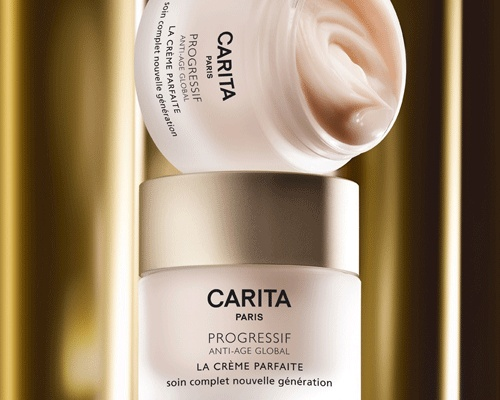 New perfect cream - anti-aging cream for face and throat.