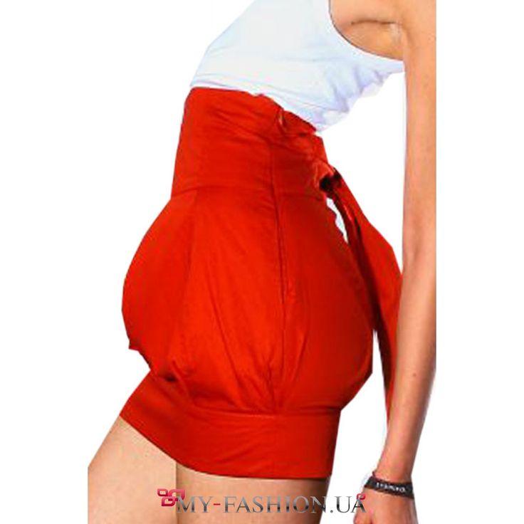 Цветочный стиль - юбка тюльпан-боченок