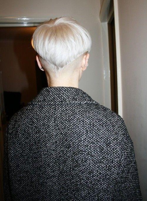 Short Hair Shaved