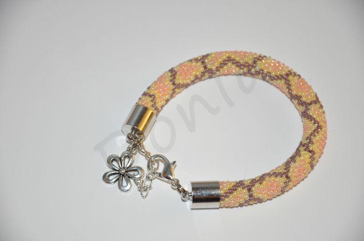Bead Crochet Bracelet - one of my favourites