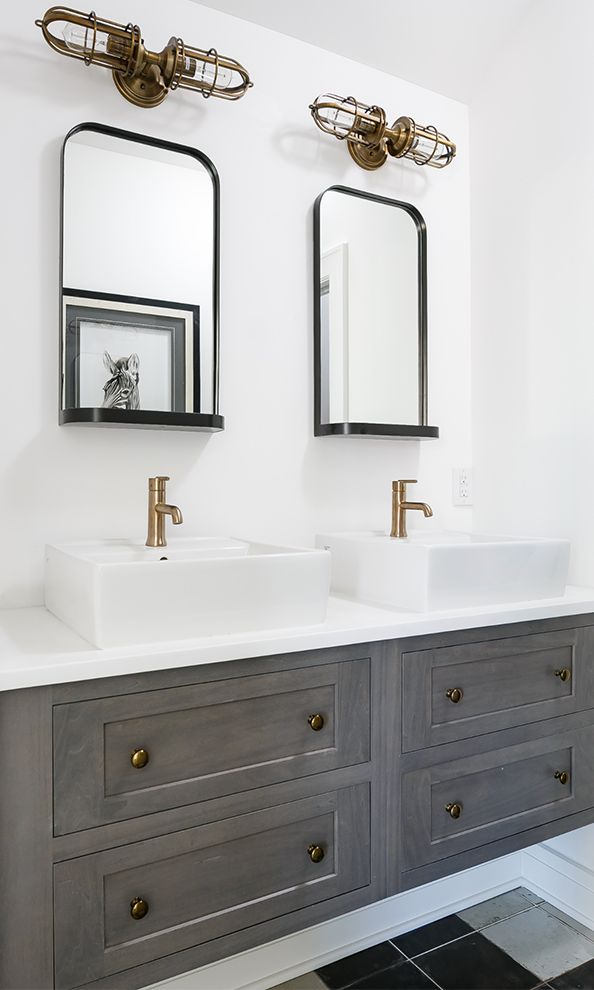 Best 25 mirror with shelf ideas on pinterest bathroom mirror with shelf jamestown ca and - West elm bathroom storage ...