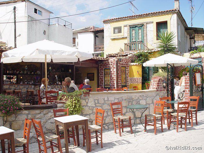 Photos of Athitos (Afitos), Kassandra, Halkidiki, Greece