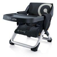 CONCORD Chaise-haute de voyage LIMA Phantom black